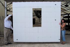 Foam Insulated Concrete Wall System By Reddi Wall Inc